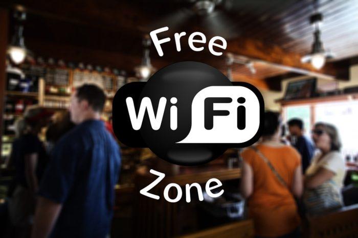 Wifi cu parola